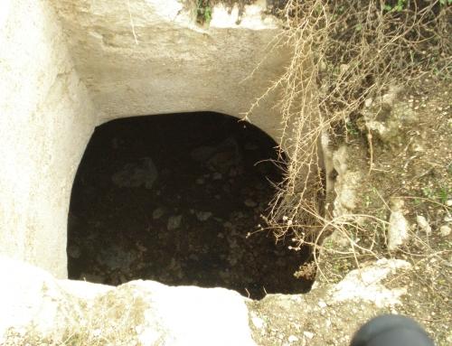The Burial Cave of Rabbi Judah He-Hasid