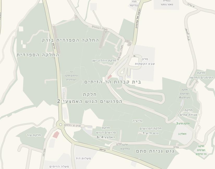 של מפה וויז