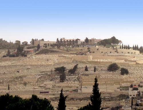 יחודו של הר הזיתים