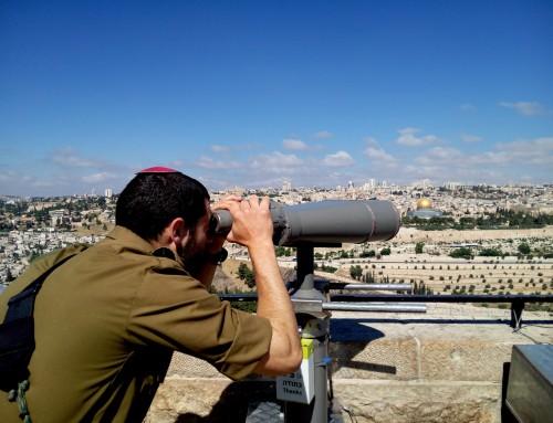טקס יום הזיכרון לחללי מערכות ישראל 2018