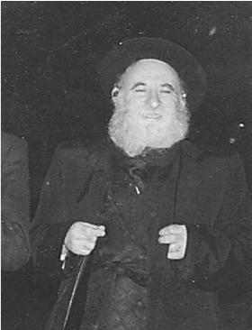"""האדמו""""ר רבי מרדכי טברסקי מרחמסטריווקה זצ""""ל הי""""ד"""