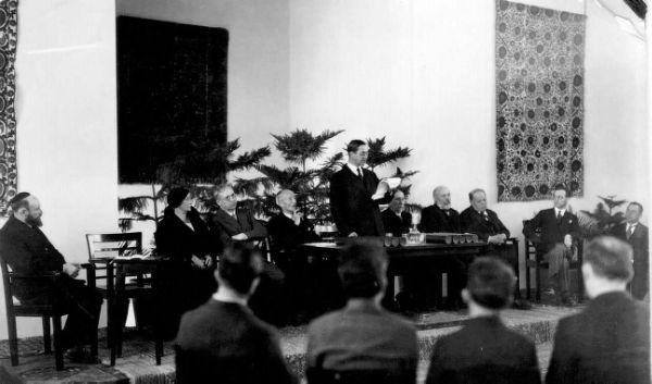 טקס חלוקת התארים באוניברסיטה העברית