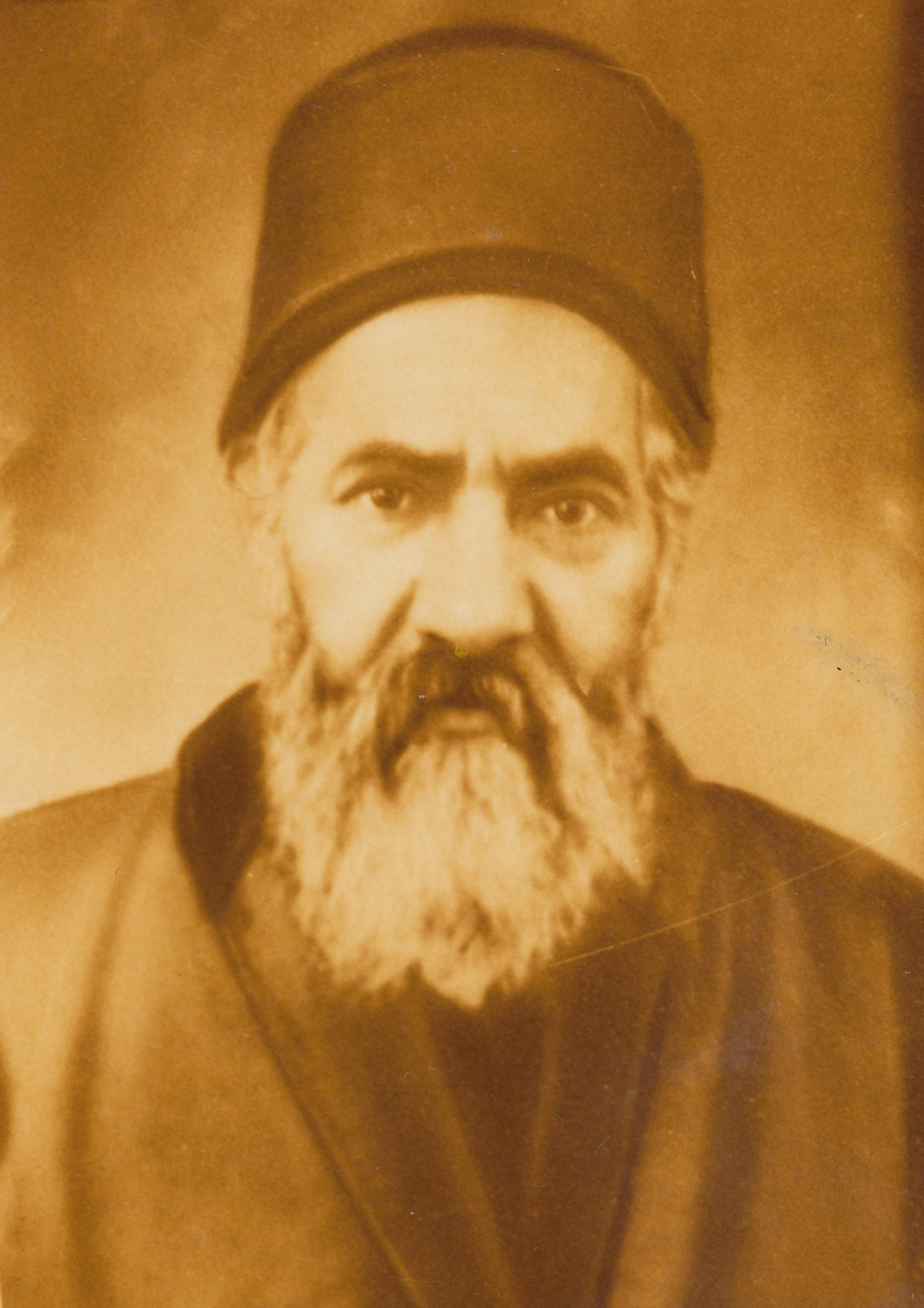 הגאון הרב יעקב חיים סופר הכף החיים