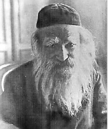 הרב משה יוסף הופמן הידוע כדיין מפאפא