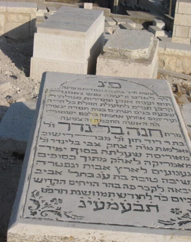 משה ווהלין חלקה ד 267
