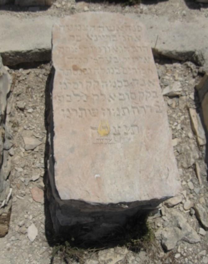 תמונת קבר בריינא לא ידוע Breina